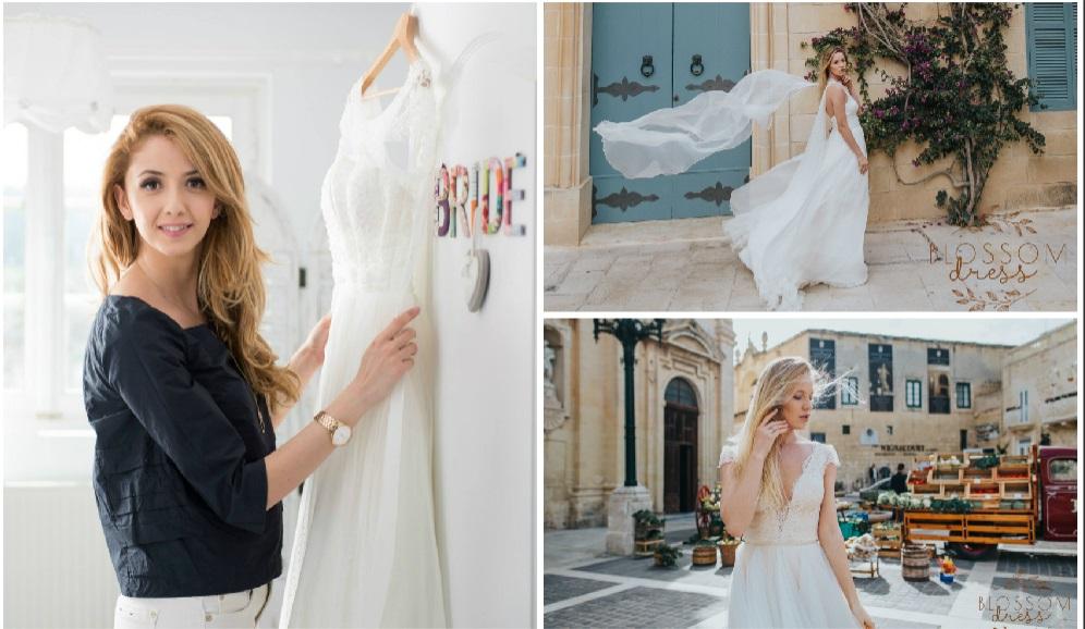 Andreea Apetre De La Actrita De Seriale La Designer De Rochii De