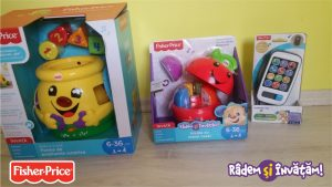 Jucarii educative Fisher Price