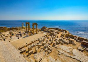 Cele mai frumoase insule din Europa: Rhodos