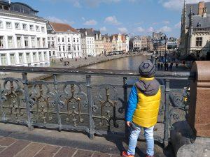Vacanta in Belgia: Gent